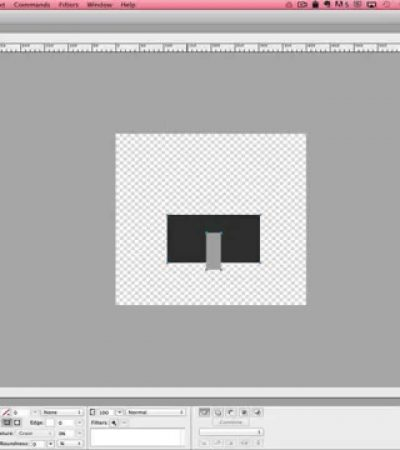 Drawing a Home Icon Using Adobe Fireworks