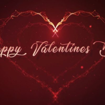 How To Create a Valentine's Particles Heart in Adobe After Effects using Trapcode Particular