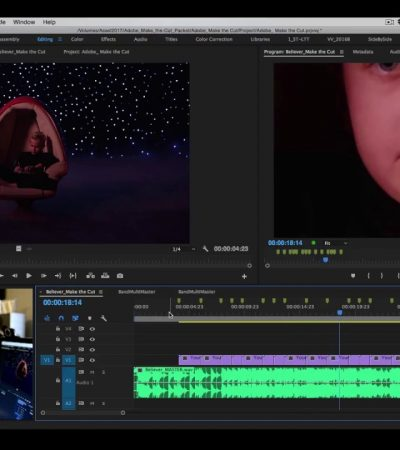 How to Edit Audio to the Beat Using Markers in Adobe Premiere Pro | Adobe Creaive Cloud