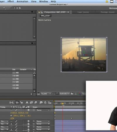 How to Make a Slideshow In Adobe After Effects