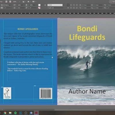 The 3-in-1 Book Cover Trick with Adobe InDesign CC 2018