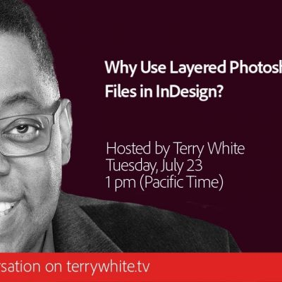 Why Use Layered Photoshop Files in InDesign