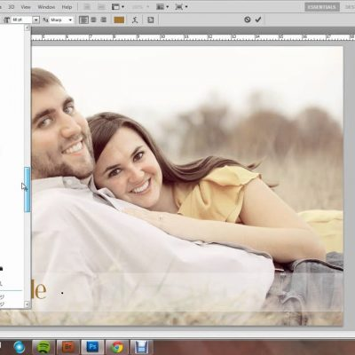 adding your logo to a photo in Photoshop CS5 (3)