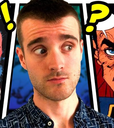 Illustrator Reacts to Comic Book Artists' Style Evolutions