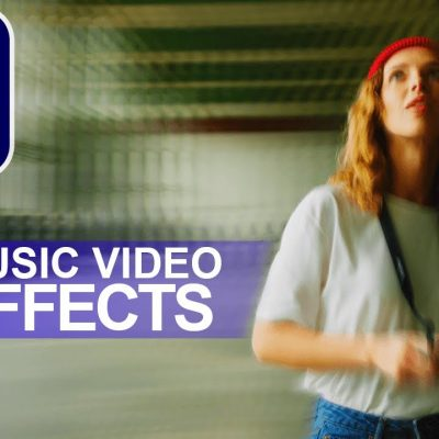 5 Cool Music Video Effect Ideas in Adobe After Effects (Tutorial / How to)