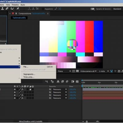 Adobe After Effects CC | Lezione 2 | Come usare i file di progetto