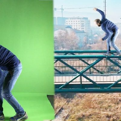 chroma key after effects – Perfect green screen in 5 minutes
