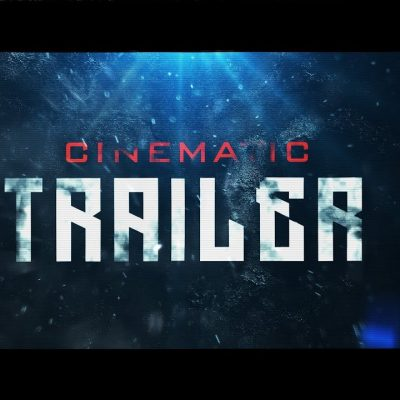 Create a Cinematic Title Animation inside of Adobe After Effects | Step By Step Tutorial.