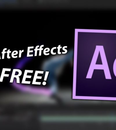 How to get Adobe After Effects for FREE!   (WORKING JULY 2020!)