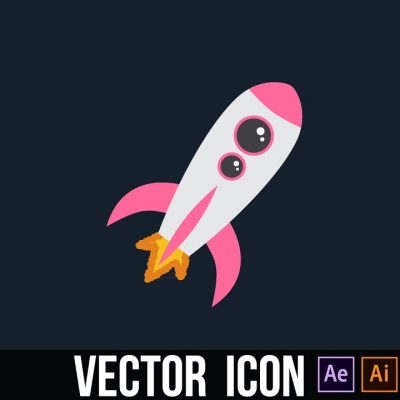 Illustrator to After Effects Workflow: Vector Icon Animation Design
