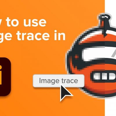 How to use Image Trace in Adobe Illustrator