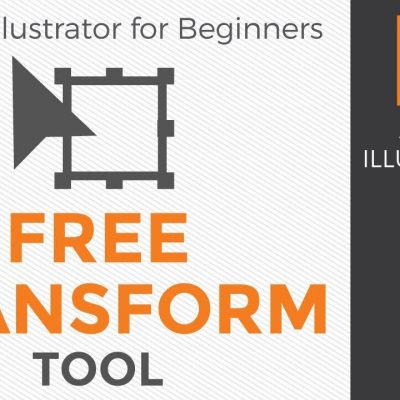 How to use the Free Transform Tool in Adobe Illustrator CC